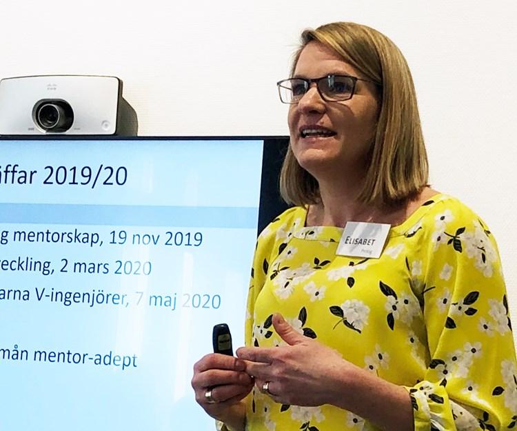 Elisabet Rudenholm, Prolog