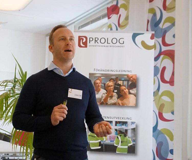 Jakob Molin, Prolog